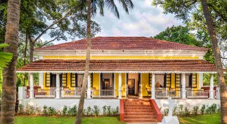 Bungalows & Villas in North Goa - Cardozo House