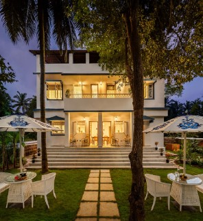 Best Bungalow in Goa, Braganza House