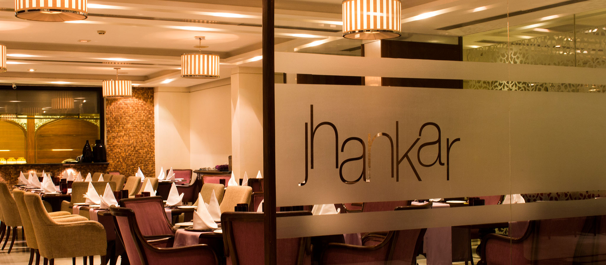 Jhankar Restaurant at The Gateway Hotel Agra - 1