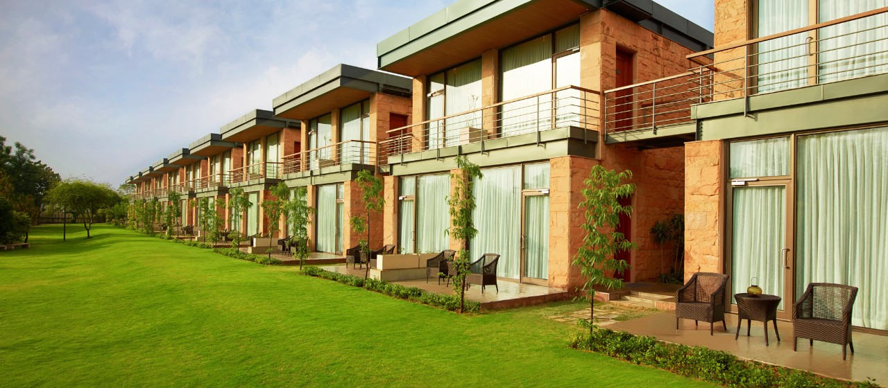 The Gateway Resort Damdama Lake Gurgaon