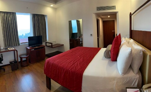 Superior Room at Gateway Varkala - IHCL SeleQtions