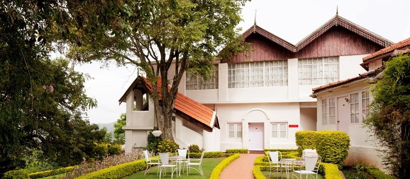 The Gateway Hotel Church Road Coonoor