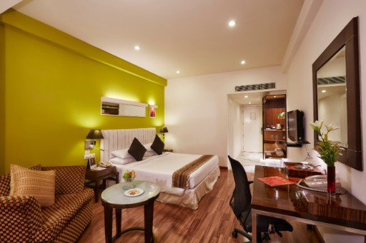 Executive Rooms at The Gateway Hotel MG Road