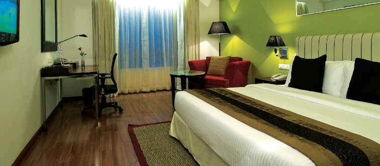 Rooms at The Gateway Hotel MG Road - 16X7