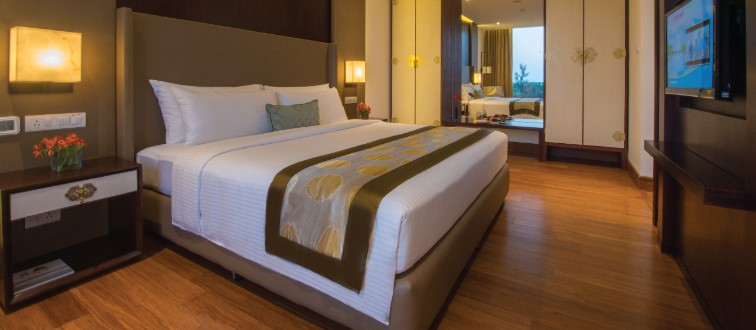Standard Rooms at The Gateway Hotel Airport Garden Colombo