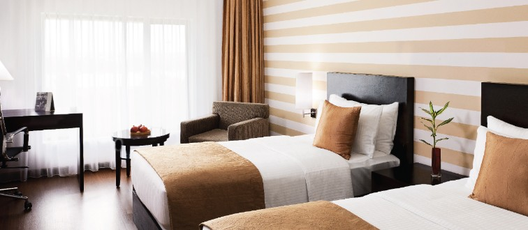 Superior Rooms at The Gateway Hotel Airport Garden Hotel