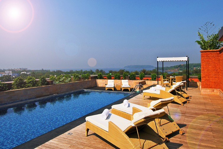 Family Getaway at Vivanta Panaji Goa