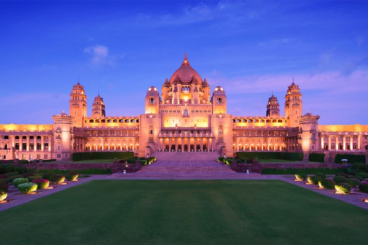 Incredible Palace Escapes with Taj