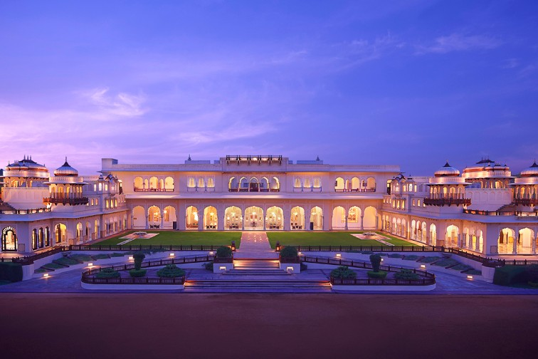 Royal Stay at Taj Rambagh Palace - 1