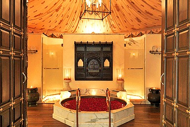 Royal Spa Retreat at Taj Rambagh Palace