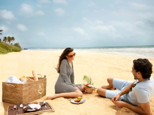 Weekend Getaways - Taj Exotica Goa