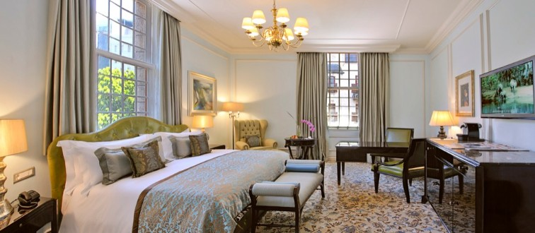 Luxury Suites at Taj Cape Town