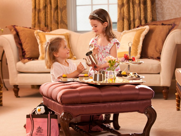 Kids at Taj - A luxury Signature Experience