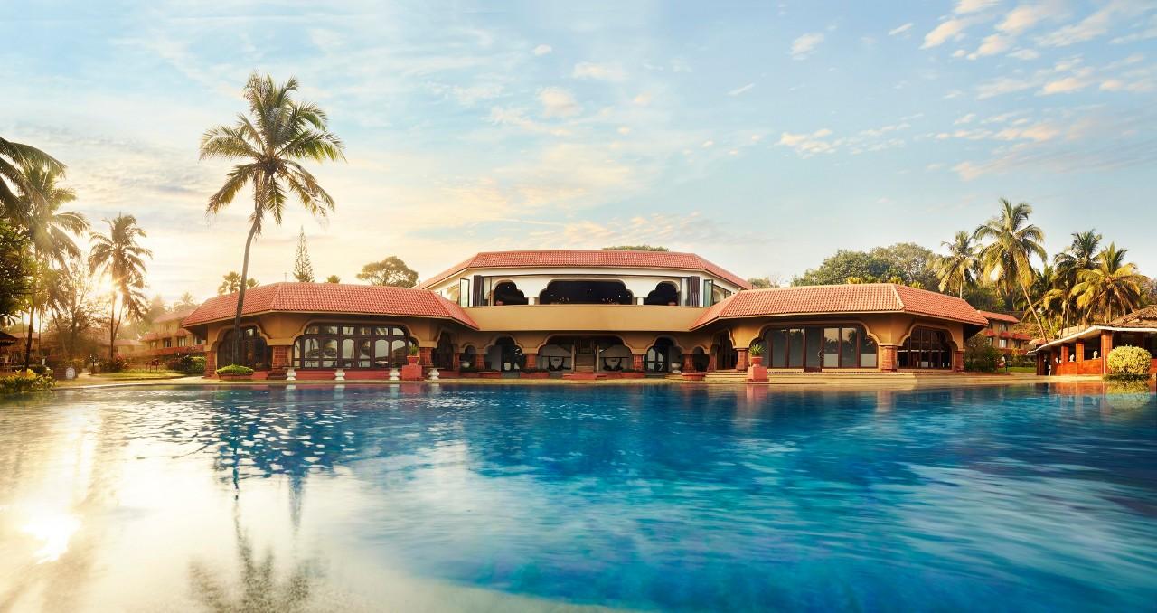 5 Star Resort in North Goa near Sinquerim Beach | Taj Fort Aguada Resort & Spa, Goa