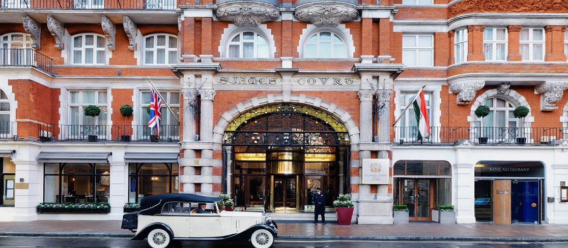 St. Jamesâ   Court, London - Luxury Hotel in London