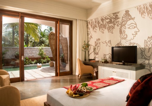 Luxury Rooms & Suites in Kerala at Taj Bekal Resort & Spa, Kerala