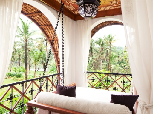 Superior Room with Private Balcony at Taj Bekal Resort & Spa, Kerala