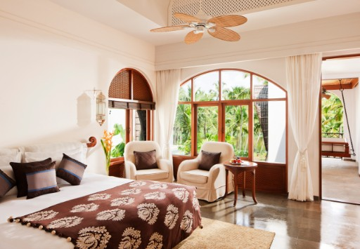 5 Star Luxury Rooms & Suites in Kerala - Taj Bekal Resort & Spa, Kerala