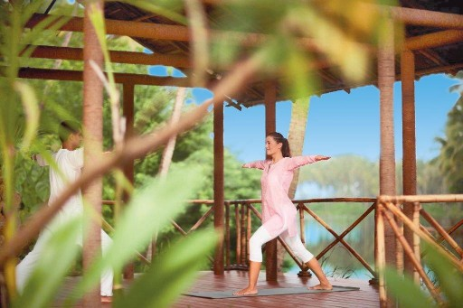 Yoga & Meditation at Taj Bekal Resort & Spa, Kerala