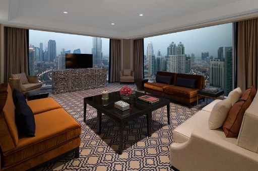 Grand Luxury Suites at Taj Dubai - 1