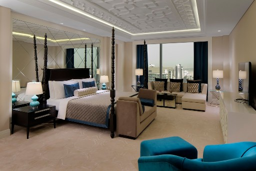 Spacious Presidential Suite at Taj Dubai - 3