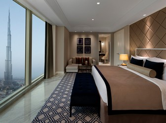 Grand Luxury Suites at Taj Dubai - 3