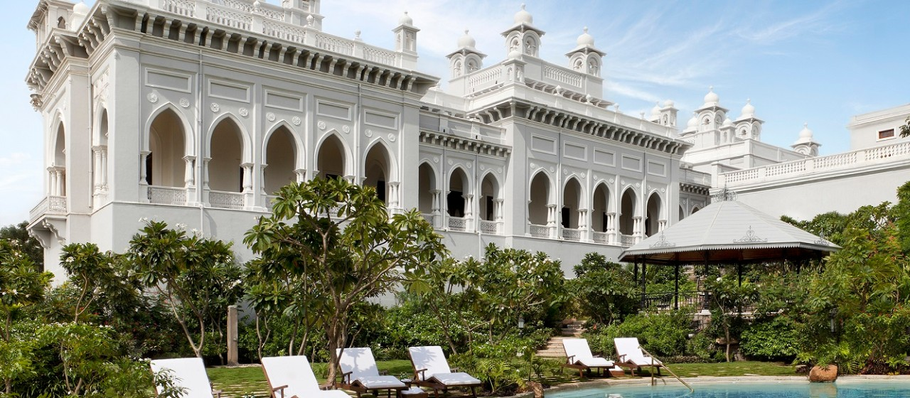 Taj Falaknuma Palace - The 5 Star Palace Hotel in Hyderabad