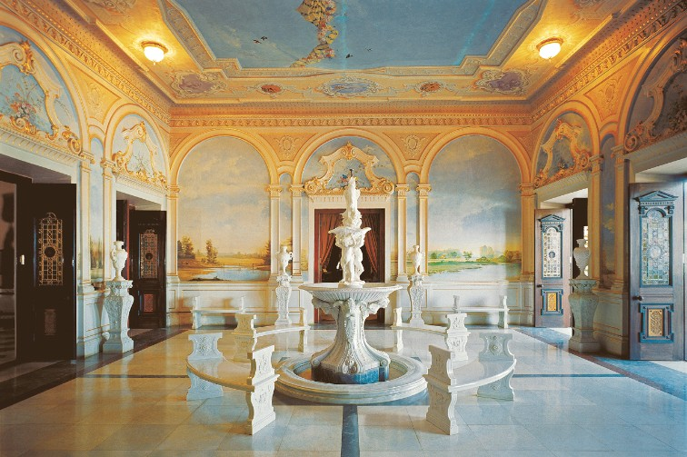 5 Star Palace Hotel in Hyderabad - Taj Falaknuma Palace, Hyderabad