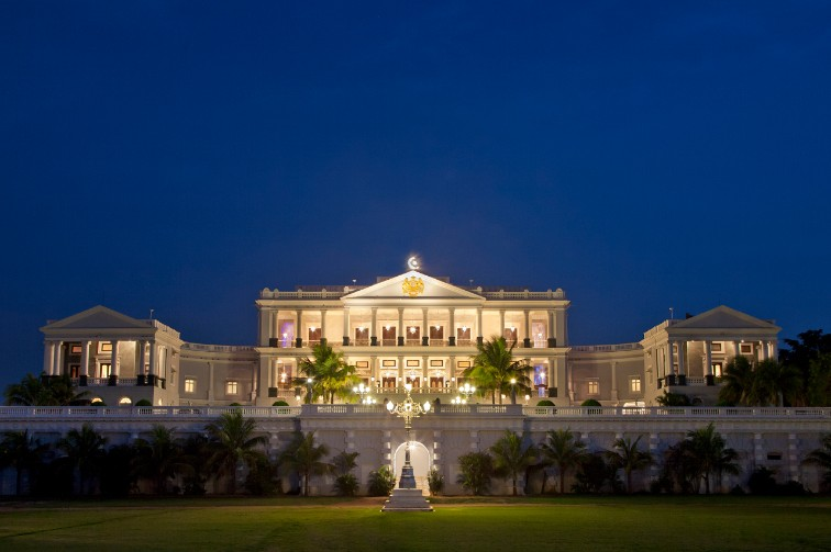 5 Star Heritage Hotel in Hyderabad - Taj Falaknuma Palace, Hyderabad
