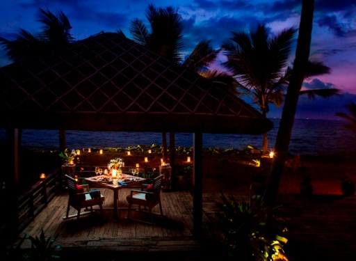 Moon Light Dinner Experience - Taj Green Cove