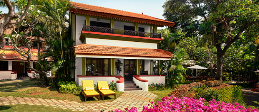 External View of Luxury Villa in Goa at Taj Holiday Village Resort & Spa, Goa