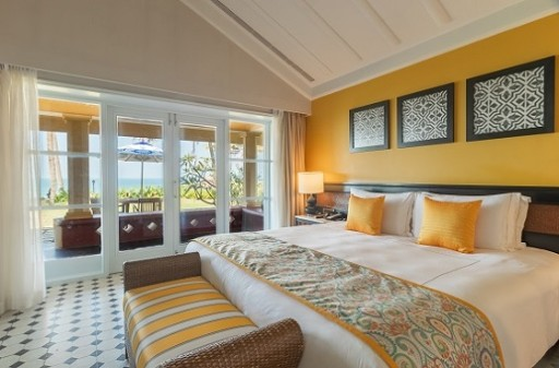 Sea View from Luxury Goan Villa at Taj Holiday Village Resort & Spa, Goa