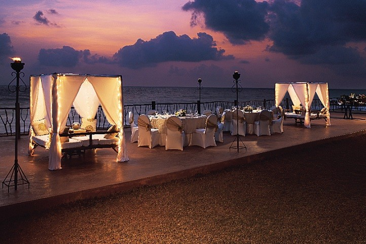 Luxury Dining Experience in Goa at Taj Holiday Village Resort & Spa, Goa