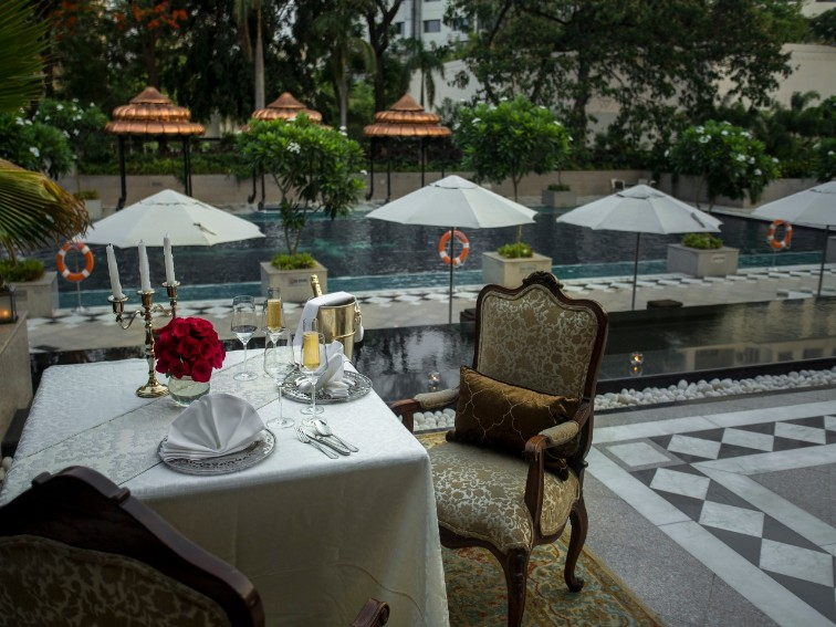 Private Dining with Handcrafted Menus at Taj-16x7