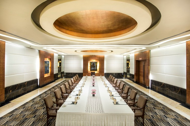 The Golden Room - Meeting Venue in Hyderabad at Taj Krishna, Hyderabad