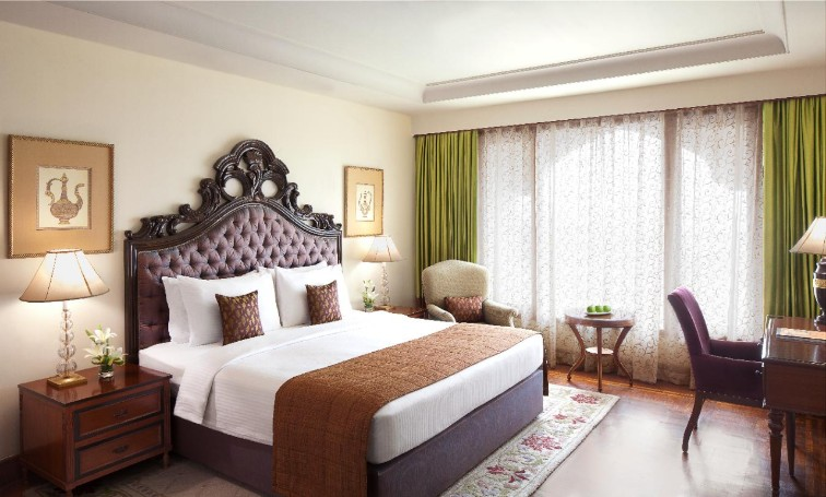 Taj Club Room - Taj Krishna, Hyderabad