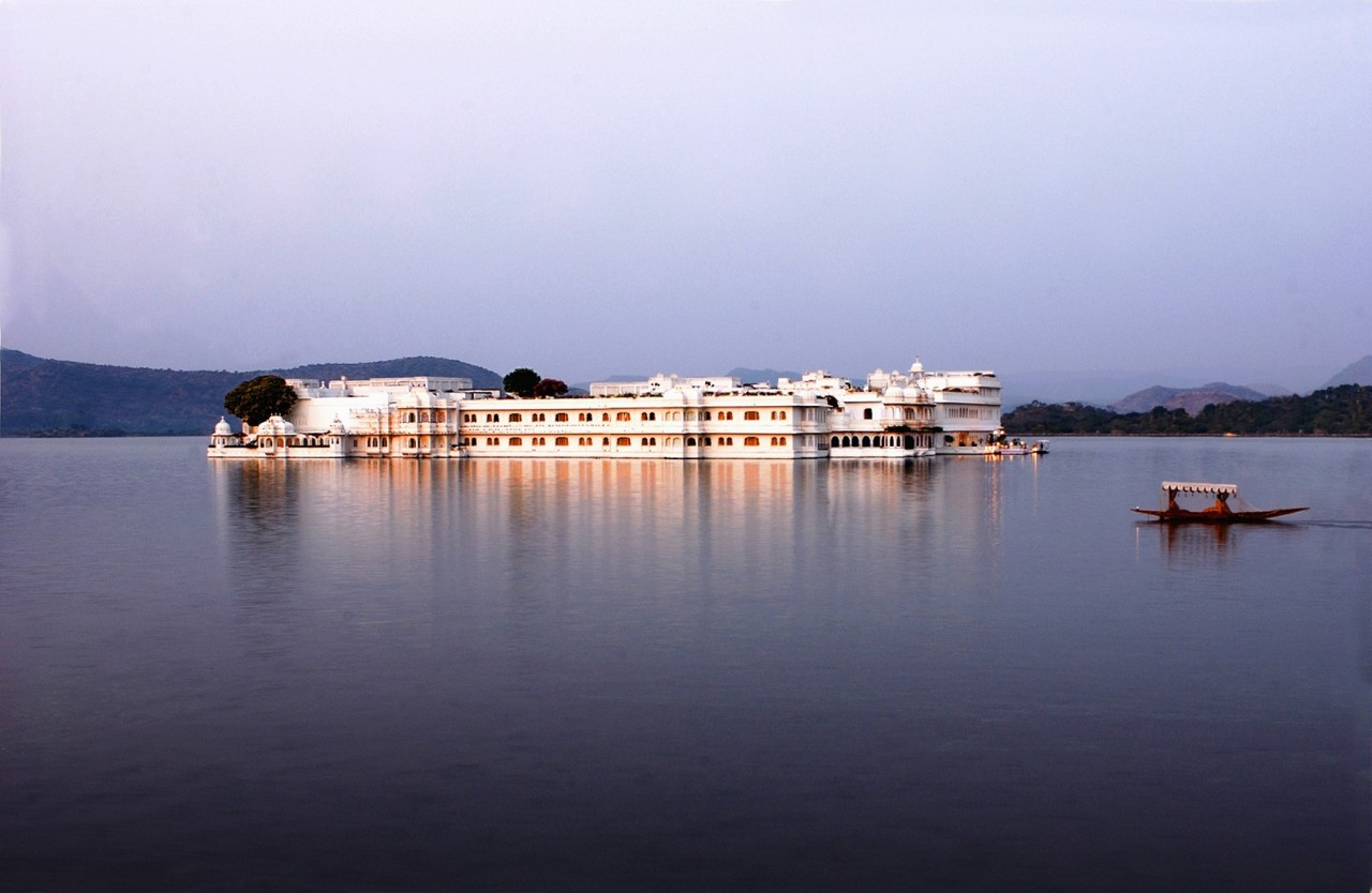 Palace Hotel in Udaipur - Taj Lake Palace, Udaipur
