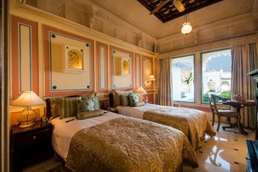 Taj Lake Palace Rooms