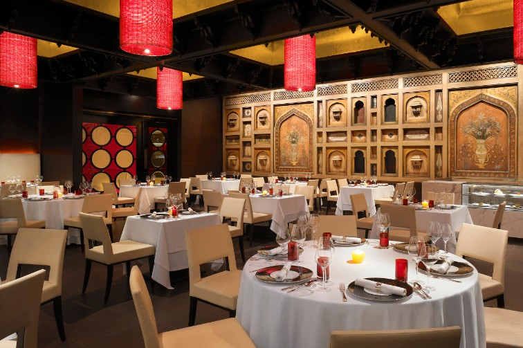 Dine at The Taj Mahal Hotel New Delhi
