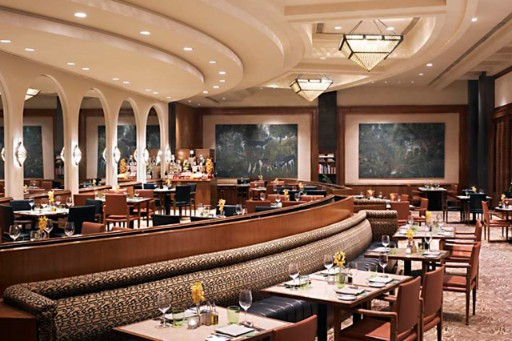 Dine at Machan at The Taj Mahal Hotel New Delhi