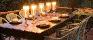 Unique Dining Experiences at Baghvan - Pench National Park A Taj Safari Lodge