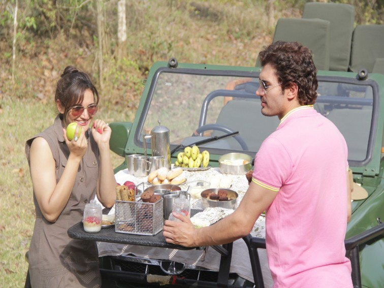 Indulgent Park Breakfasts at Baghvan - Pench National Park A Taj Safari Lodge