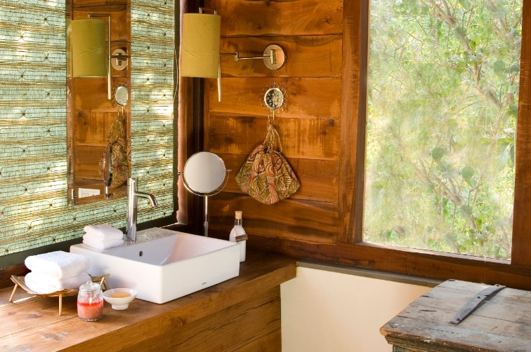 Baghvan Lodge Bathrooms
