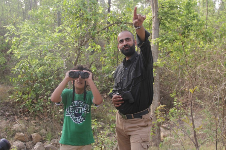 Expert Naturalists at Baghvan