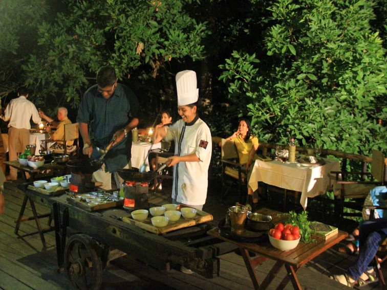 Interactive Culinary Sessions at Banjaar Tola