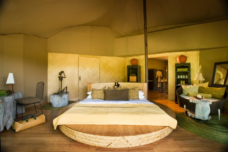 Tented Suites at Banjaar Tola