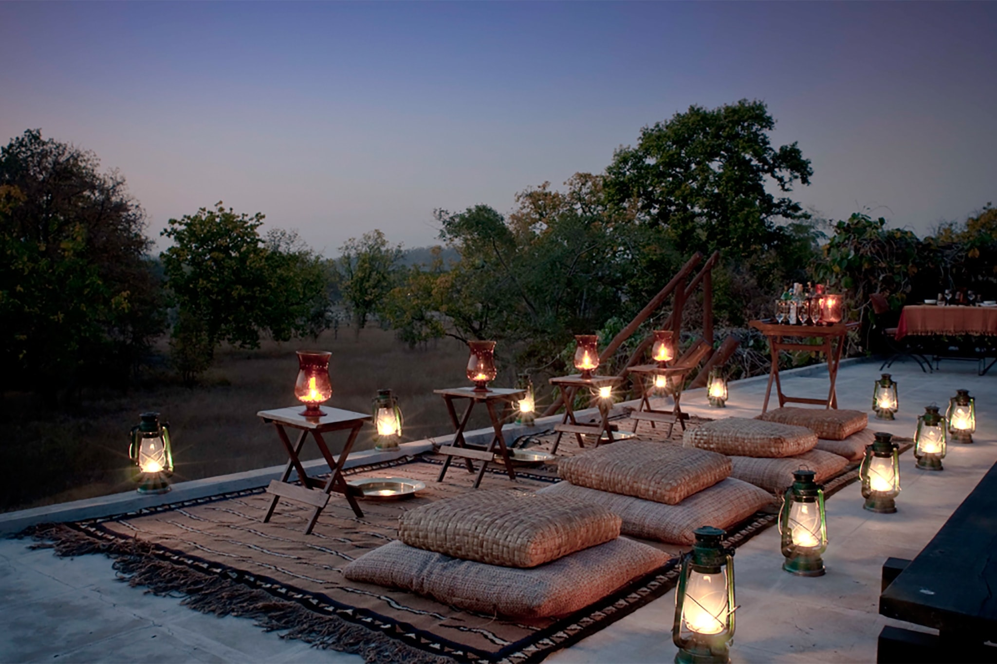 Dining Experiences by Taj Safaris