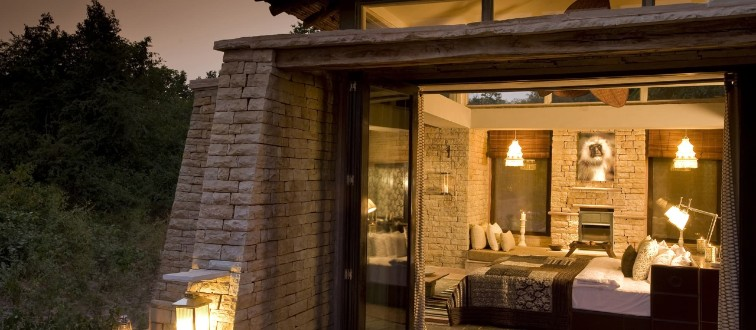 Luxury Cottage at Pashan Garh, A Taj Safari at Panna National Park