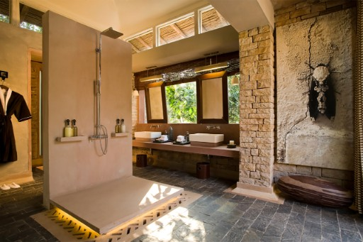 Bathrooms at Pashan Garh 3x2