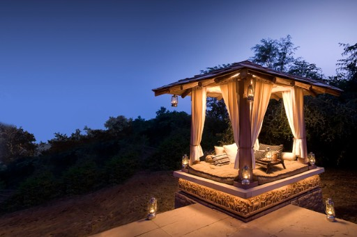 Private Gazebo at Pashan Garh 3x2